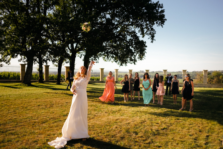 photographe mariage saint emilion