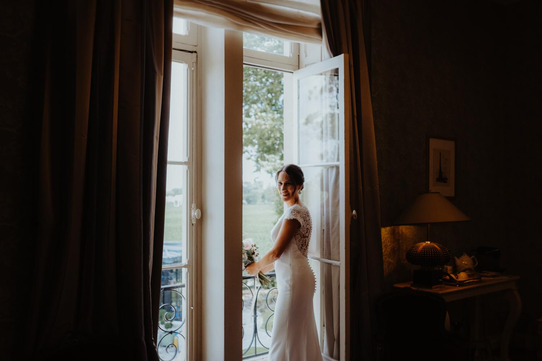 Photographe mariage Château Pape Clément Bordeaux